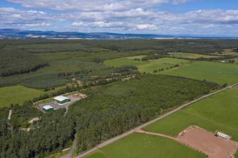 Land for sale - Burnside Wood, Fortrose, Ross-Shire
