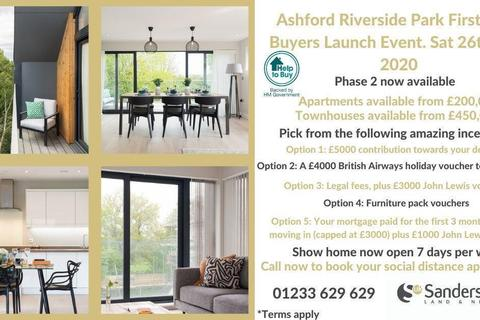 1 bedroom apartment for sale - Leacon Road, Victoria Way, Ashford, TN23