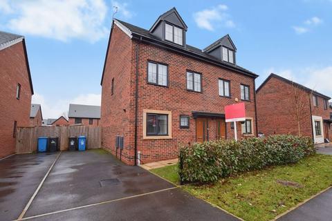 3 bedroom semi-detached house for sale - Castlefields Avenue East, Runcorn