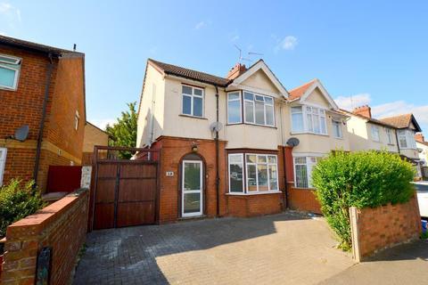 3 bedroom semi-detached house for sale - Bishopscote Road, Saints, Luton, Bedfordshire, LU3 1PA