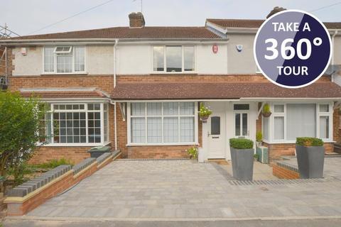 2 bedroom terraced house for sale - Pomfret Avenue, Round Green, Luton, Bedfordshire, LU2 0JL