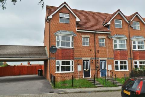 4 bedroom end of terrace house for sale - Churchward, St. Austell Way