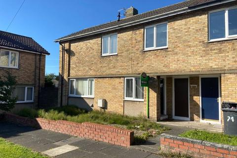 3 bedroom semi-detached house for sale - West View, Pegswood