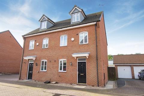 3 bedroom townhouse for sale - Waterfields, Retford