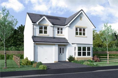Miller Homes - Green Park Gardens - Plot 124, Corgarff at The Fairways, 2 Westbarr Drive, Coatbridge ML5