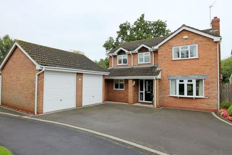 4 bedroom detached house for sale - Torridon Close, Trentham