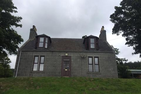 4 bedroom detached house to rent - Strathlunach Farmhouse, Forbes, Alford, Aberdeenshire, AB33