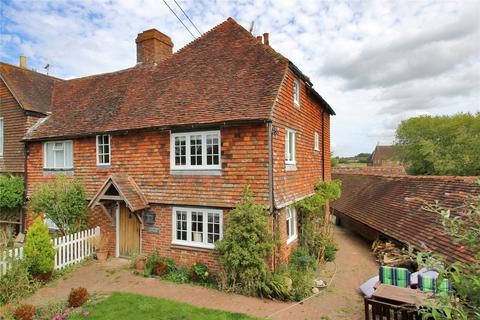 4 bedroom semi-detached house for sale - Combourne Cottages, Jarvis Lane, Goudhurst, Cranbrook, TN17