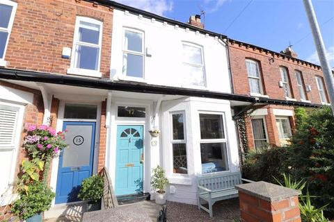 3 bedroom terraced house for sale - Whalley Avenue, Chorlton, Manchester, M21