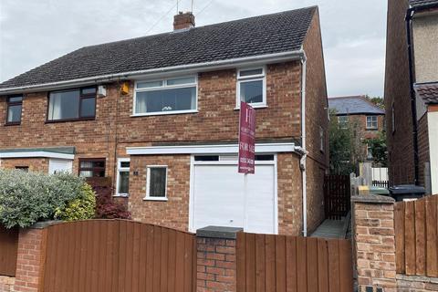 3 bedroom semi-detached house for sale - Osborne Road, Prenton