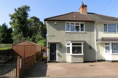 3 bedroom semi-detached house for sale - Cleeve Road, Yardley Wood, Birmingham