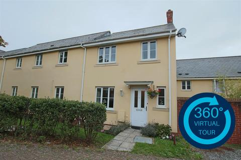 3 bedroom end of terrace house for sale - Edwards Court, Kings Heath, Exeter