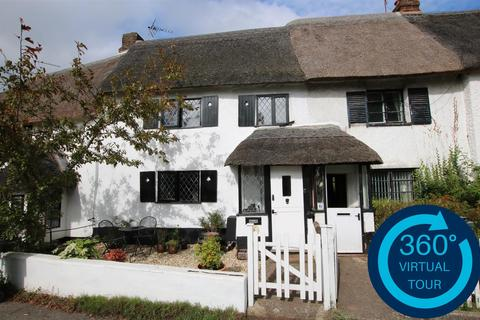 2 bedroom terraced house for sale - Station Road, Broadclyst, Exeter