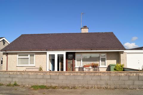 2 bedroom semi-detached bungalow for sale - Lon Ceredigion, Pwllheli