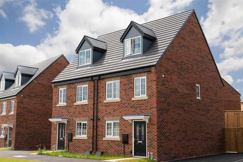 3 bedroom semi-detached house for sale - The Alton G - Plot 174 at Connect @ Halfway, Oxclose Park Road & Deepwell Mews, Halfway S20