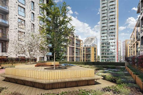Taylor Wimpey - Osiers Square - Plot 267, Apartment LG36 at Lexington Gardens at The Residence, 40-42 Ponton Road, Nine Elms SW8