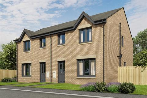 3 bedroom end of terrace house for sale - The Blair - Plot 19 at Bankfield Brae, Greendykes Road,  , Edinburgh EH16