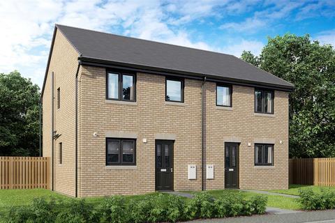 3 bedroom end of terrace house for sale - The Bryce - Plot 23 at Bankfield Brae, Greendykes Road,  , Edinburgh EH16