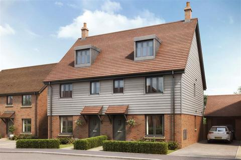 4 bedroom semi-detached house for sale - The Elliston - Plot 38 at Oakapple Place, Off Broke Wood Way, Barming ME16