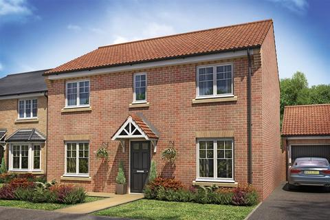 4 bedroom detached house for sale - The Whitford - Plot 102 at Galley Hill, Galley Hill , Off Stokesley Road TS14