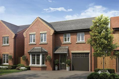 4 bedroom detached house for sale - The Haddenham - Plot 43 at Galley Hill, Galley Hill , Off Stokesley Road TS14