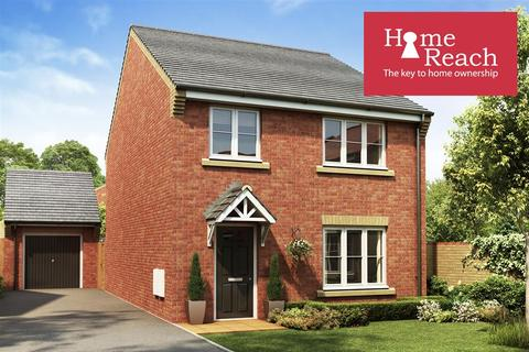 4 bedroom detached house for sale - Plot The Midford - 79, The Midford - Plot 79 at Galley Hill, Galley Hill , Off Stokesley Road TS14
