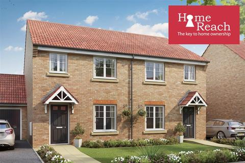 3 bedroom semi-detached house for sale - Plot The Gosford - 94, The Gosford - Plot 94 at Galley Hill, Galley Hill , Off Stokesley Road TS14