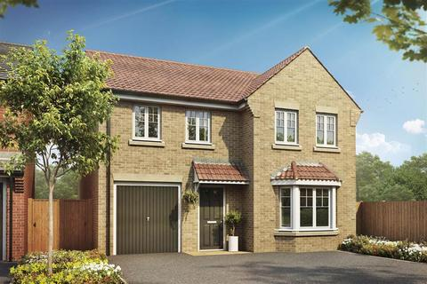 4 bedroom detached house for sale - The Haddenham - Plot 5 at Galley Hill, Galley Hill , Off Stokesley Road TS14