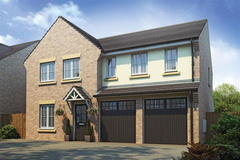 5 bedroom detached house for sale - The Lavenham - Plot 6 at Galley Hill, Galley Hill , Off Stokesley Road TS14