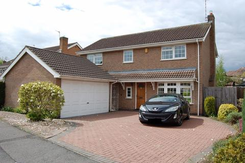 4 bedroom detached house to rent - Wentworth Way, Edwalton