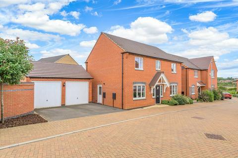 4 bedroom detached house for sale - Scarborough Close, Grantham