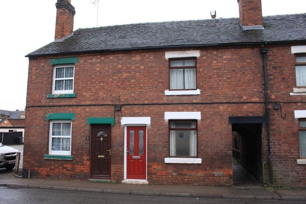 2 Bedrooms Terraced House for rent in Castle Street, Eccleshall, Staffordshire, ST21 6DF