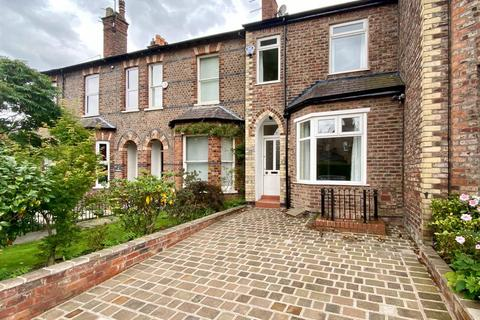 2 bedroom terraced house for sale - Albert Road East, Hale, Altrincham