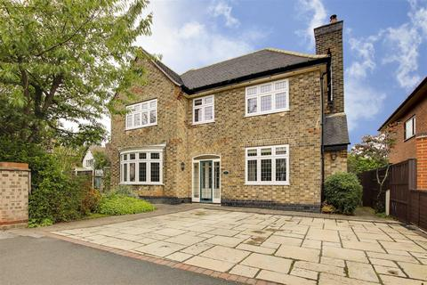 6 bedroom detached house for sale - Digby Avenue, Mapperley, Nottinghamshire, NG3 6DS