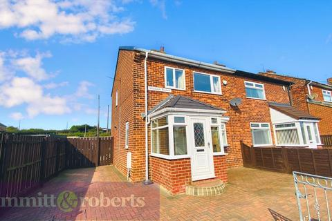 3 bedroom semi-detached house for sale - Ullswater Terrace, South Hetton, Durham