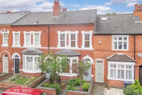 3 bedroom terraced house for sale - Grosvenor Road, Harborne
