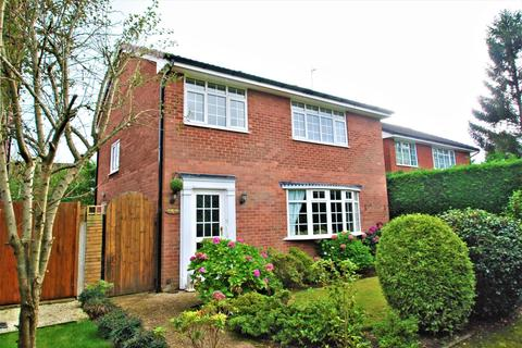 3 bedroom detached house for sale - The Coppins, Wilmslow