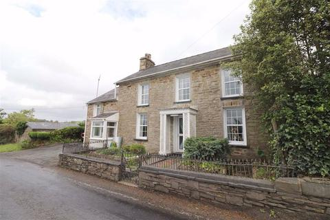 3 bedroom property with land for sale - Llanybydder, SA40