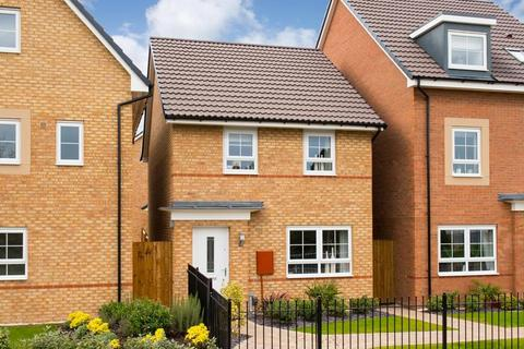 3 bedroom detached house for sale - Plot 296, Maidstone at City Heights, Somerset Avenue, Leicester, LEICESTER LE4