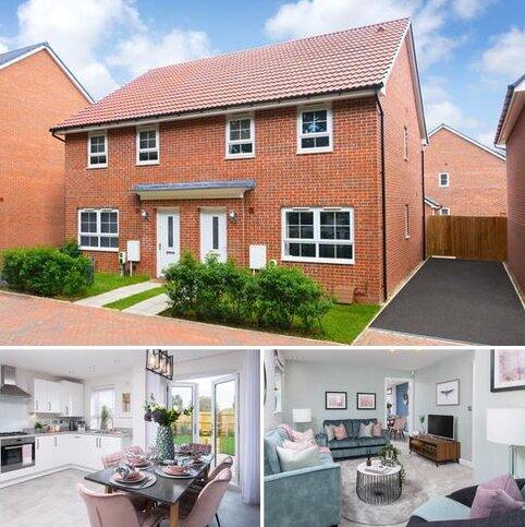 3 bedroom semi-detached house for sale - Plot 99, MAIDSTONE at Deram Parke, Prior Deram Walk, Canley, COVENTRY CV4