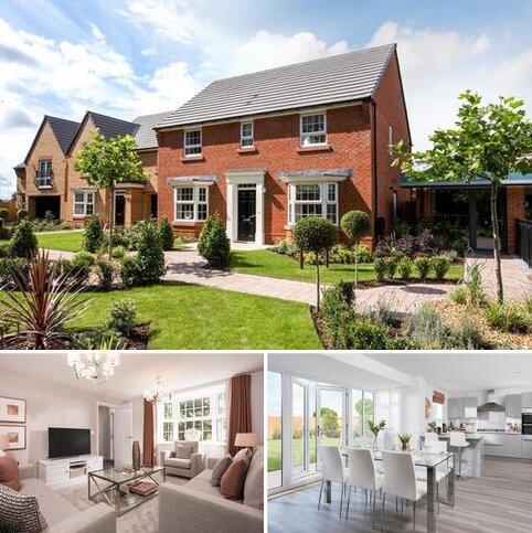 4 bedroom detached house for sale - Plot 134, BRADGATE at Stanneylands, Little Stanneylands, Wilmslow, WILMSLOW SK9