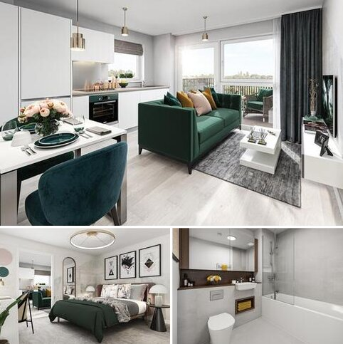 Studio for sale - Plot 58, Raine House at New Market Place, Myrtle Road, East Ham, LONDON E6