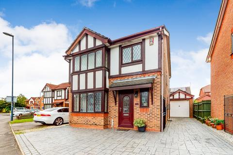 3 bedroom detached house for sale - Stenson Road,Derby,DE23 1LP