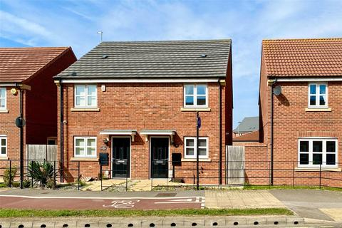 2 bedroom semi-detached house for sale - Runnymede Lane, Kingswood, Hull, Eas Yorkshire, HU7