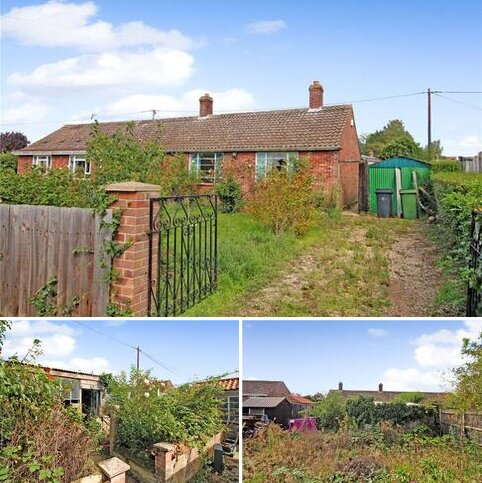 2 bedroom semi-detached bungalow for sale - Pettingales, Stoke Holy Cross, Norwich, Norfolk, NR14