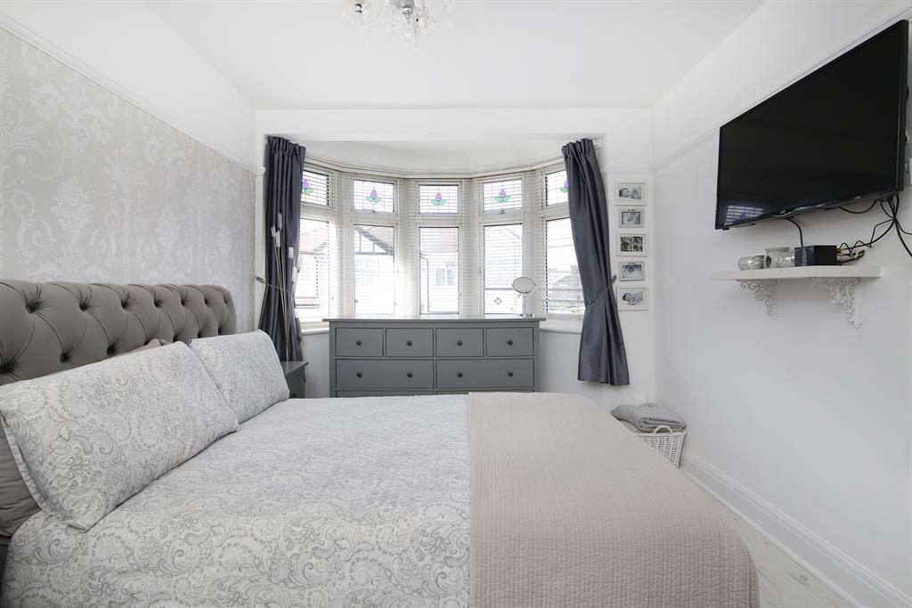 Reverse of bedroom one