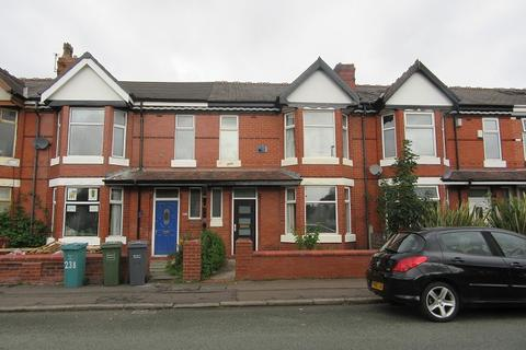 3 bedroom terraced house to rent - Platt Lane, Fallowfield, Manchester. M14 7BS