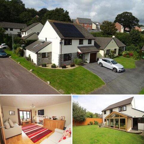 4 bedroom detached house for sale - Higher Brook Park, Ivybridge