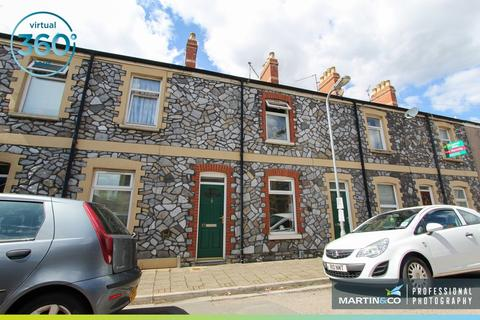 2 bedroom terraced house for sale - Zinc Street, Adamsdown