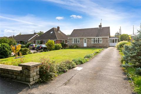 3 bedroom detached bungalow for sale - Main Street, Wilsford, Grantham, Lincolnshire, NG32